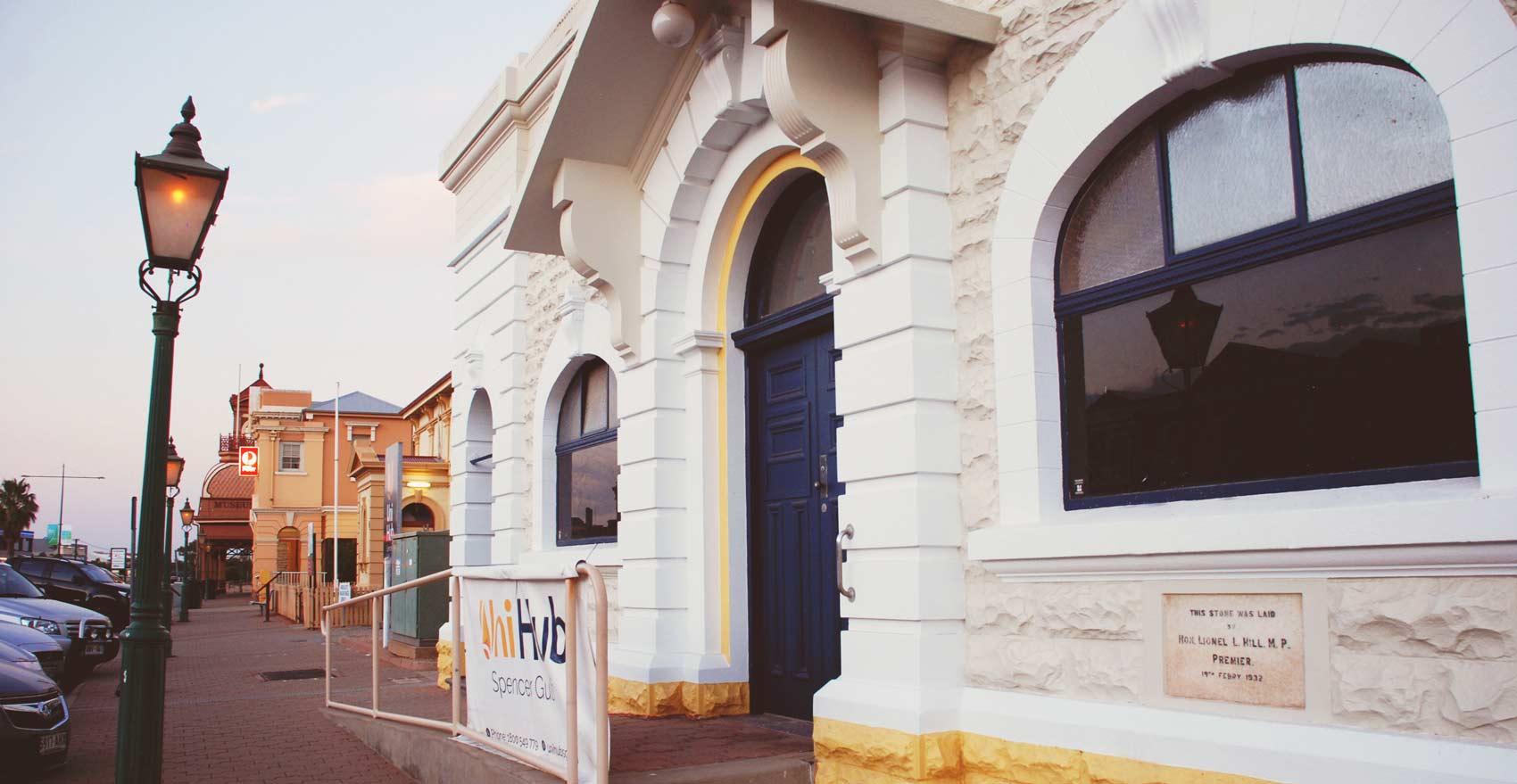unihub-building-facade
